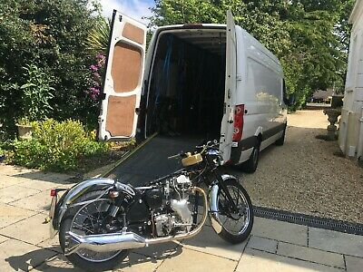 Motorcycle transport /collection /delivery