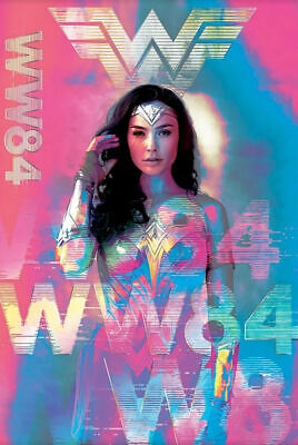 "Wonder Woman 1984 (11"" x 17"") Movie Collector's Poster Print  (T6) - B2G1F"