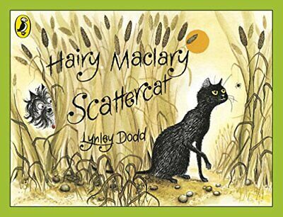 HAIRY MACLARY SCATTERCAT (HAIRY MACLARY AND FRIENDS) By Lynley Dodd *Excellent*