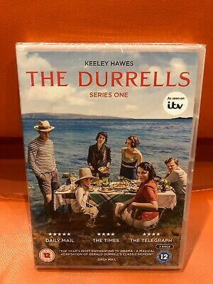 Brand New The Durrells The Complete First Series 1 Sealed 2 Dvd Set Freepost
