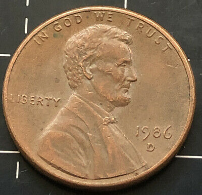 1969 United States Of America U.s.a Us One Cent Coin - Liberty - In God We Trust