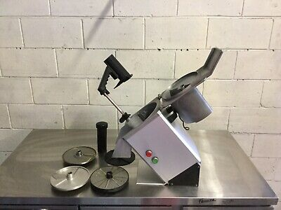 Hallde RG-100 Vegetable Preparation Machine Restaurant Chef Pizza Catering