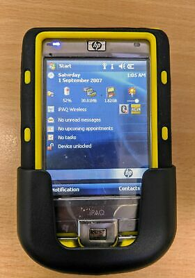 HP iPAQ 110 PDA - Windows mobile Pocket PC + Otterbox protective case  **USED**