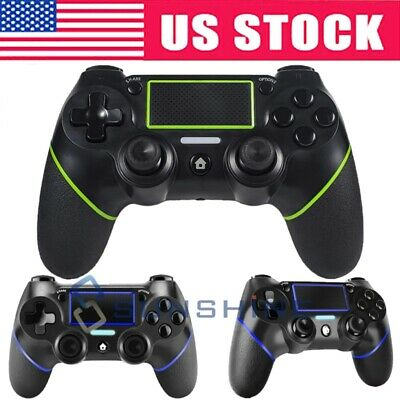 For PS4 PlayStation 4 Dualshock Wireless Bluetooth Gamepad Controller Consoles