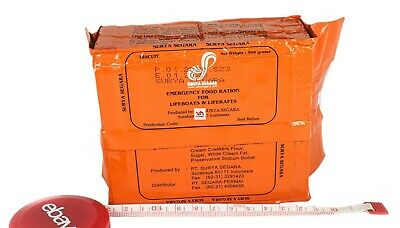 MRE Meals Ready To Eat Survival Food Ration Car Kit BugOut Emergency Outdoor
