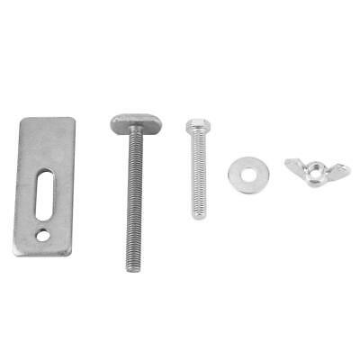 """CNC  T-slot Clamp  0-2/"""" for Chinese router engravers 3020 2016 4020 and others"""