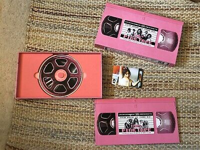 KPOP Album F(X) WITH Photocard Pink Tape Sm Entertainment