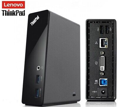 Lenovo ThinkPad USB 3.0 Docking Station - (DL3700-ESS)