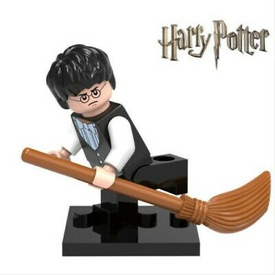 G3 - Harry Potter Quidditch 2 Custom Minifigure Gashapon LEGO - Nuovo in Blister