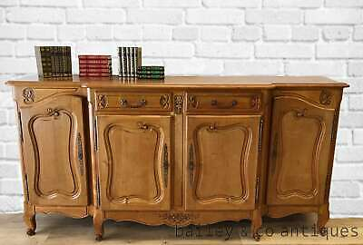 French Vintage Sideboard Enfilade Buffet Louis XV Style - TA005