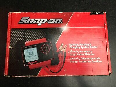 Snap On Battery, Starting & Charging System Tester - EECS150