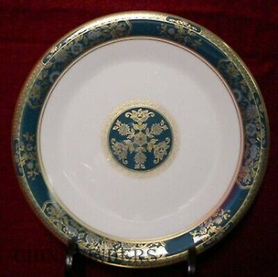 "ROYAL DOULTON china CARLYLE H5018 pattern Dinner Plate - 10-5/8"" Factory 2nd"