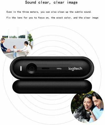 Logitech Webcam HD 1080p C670i USB Camera Wide Angle Webcam CMOS 10 Mega LOCAL