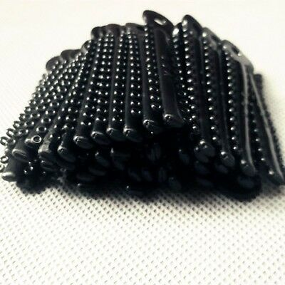 1040 Pcs Dental Orthodontic Elastic Ligature Ties Latex Rubber Bands Black Rings