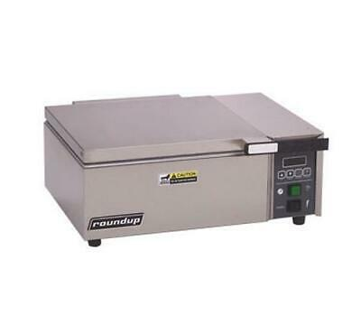 2/3 Pan Food Steamer With Timer & Self Contained Water Tank