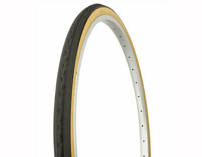 "Tire Duro 24/"" x 1 3//8/"" Black//White Side Wall free style Road  Bike tire 262137"