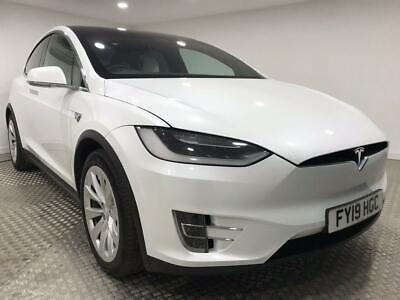 2019 Tesla Model X 75D Auto 4WD 5dr SUV Electric Automatic