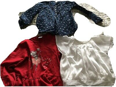 girls clothes bundle 3-4 years, Pyret, Monsoon, Next