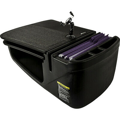 AutoExec GripMaster Car Desk with Power Inverter and Car Travel NEW