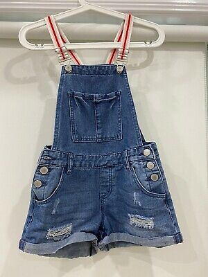 Girls COTTON ON FREE Overalls Size 10