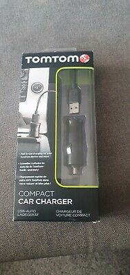 Tom Tom Compact Car Charger