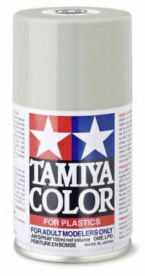 TAMIYA COLORE SPRAY PER PLASTICA ROYAL LIGHT GRAY GRIGIO CHIARO 100ml   ART TS81
