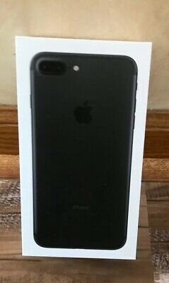 New In Open Box Apple iPhone 7 Plus 32GB Black Boost Mobile Locked A1661