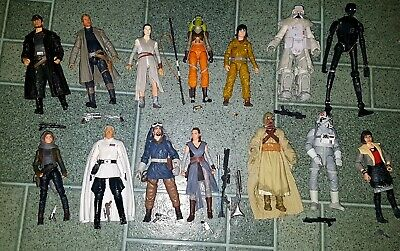 Star wars black series lot 6 inch loose action figures CHEAP