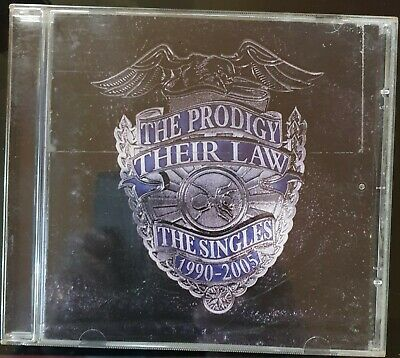 The prodigy cd: THE SINGLES 1990-2005