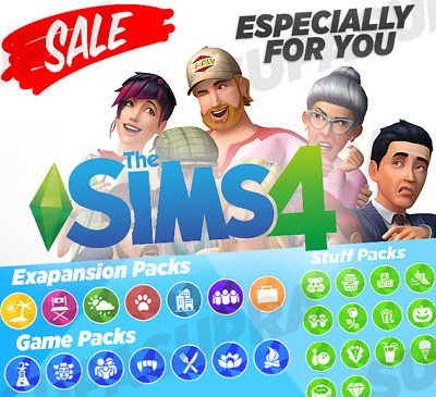 THE SIMS 4 ✅ ALL Expansions Pack☑️ any DLC ✅Origin account☑️PC&MAC+100%WARRANTY