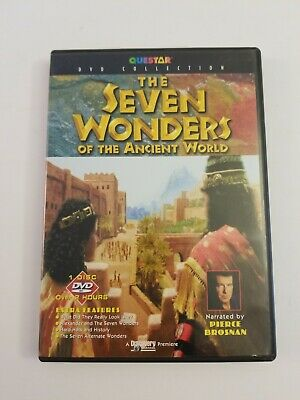 The Seven Wonders of the Ancient World (DVD, 2002)