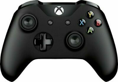 MICROSOFT Xbox One Wireless Controller - Black - Fast Free Post - ***RN2