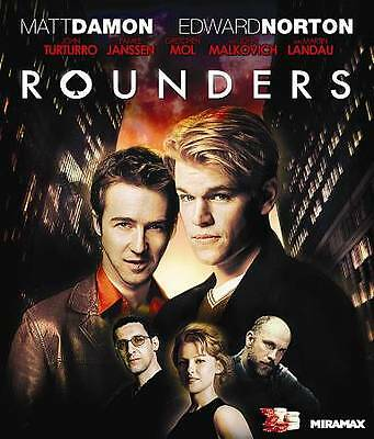 Rounders (Blu-ray Disc, 2011)