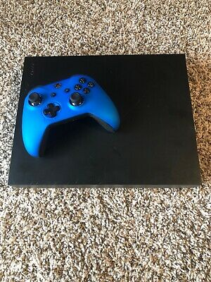 Xbox One X 1TB & Scuf Prestige Controller **PLEASE READ DESCRIPTION**