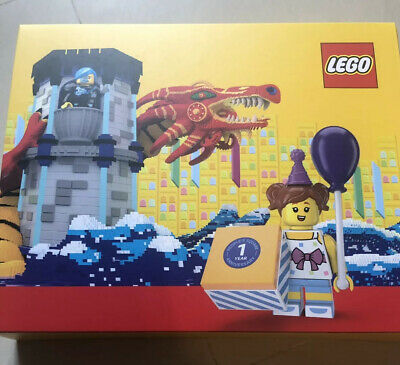Lego China Exclusive Shanghai Castle Box Set  limited Edition