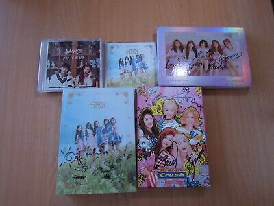 Elris OLD (Promo) with Autographed (Signed) We, First
