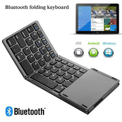Ultra Slim Bluetooth Wireless Keyboard for Android Windows AU STOCK