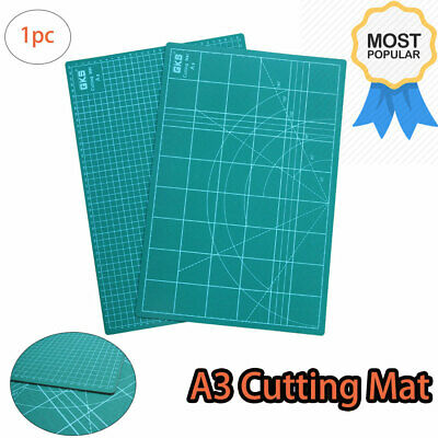 1pcs Double Sided Cutting Mat A3 - 300x450x 3mm Picture Framing New