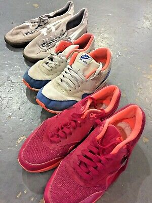 Vintage Wholesale Lot Branded Sport Trainers x 50