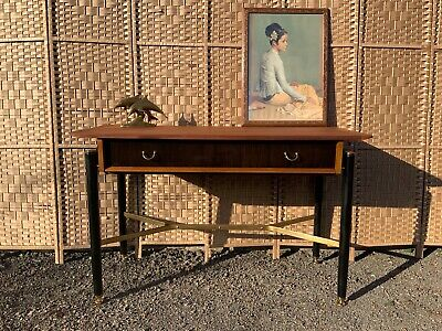 g plan e gomme consol,dressing,table,mid century,vintage,retro