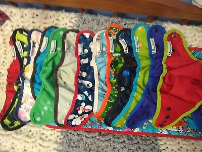 Best Bottom  Cloth Diaper Cover Bigger Best Bottom One SizeWell Loved Lot
