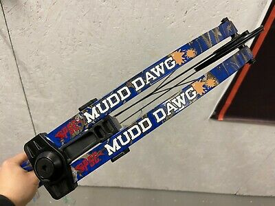 **NEW** PSE Mudd Dawg 27-40# Right Hand Bow Fishing