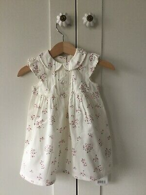 Beautiful Baby Girl Floral Summer Dress - Mothercare - NEW Tags - 3 - 6 months