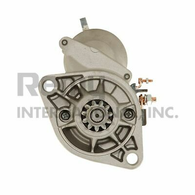 17211 Remanufactured Starter