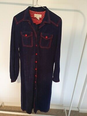 70' Western style dress. Velvet. Size 14. Great condition