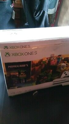 Microsoft Xbox One S Edition 1681 1TB White Video Game Console