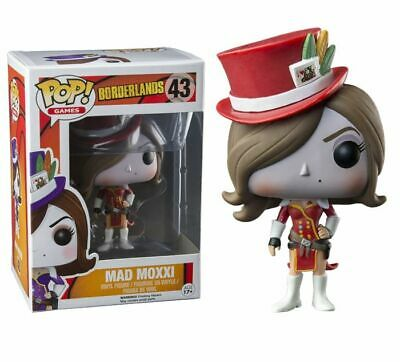 Chronicle Borderlands 2 Mad Moxxi Limited Edition Statue Red Coat Cosplay
