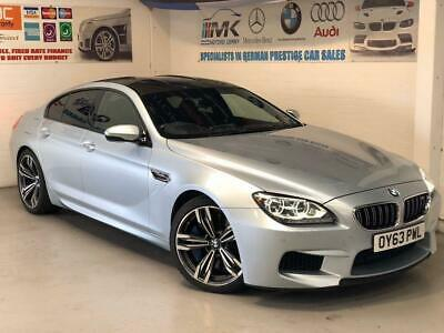 2013 BMW M6 Gran Coupe 4.4 Gran Coupe M DCT 4dr