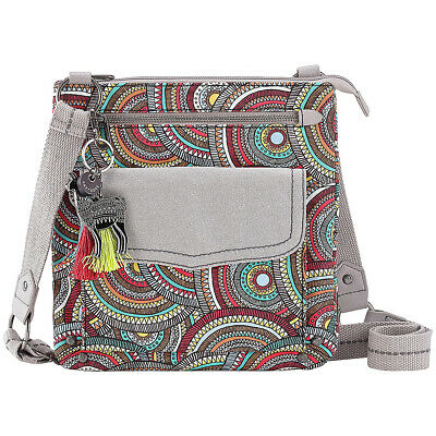 Sakroots Artist Circle City Swing Pack 4 Colors Cross-Body Bag NEW