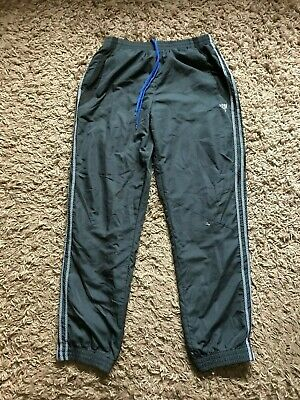 Adidas Climacool Mens Jogging Tracksuit Bottoms (Blue) Size Small
